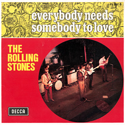 The Rolling Stones : Everybody Needs Somebody To Love - France 1970