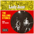 "The Rolling Stones : Lady Jane, 7"" single from Belgium - 1970"
