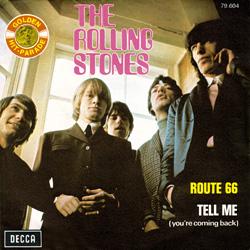 The Rolling Stones : Route 66 - Belgium 1972