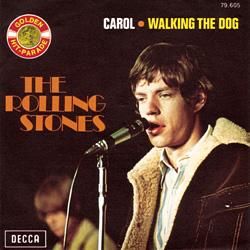 The Rolling Stones : Carol - France / Belgium 1972