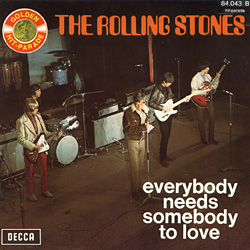 The Rolling Stones : Everybody Needs Somebody To Love - France 1975