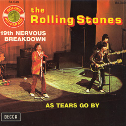 The Rolling Stones : 19th Nervous Breakdown - France 1972
