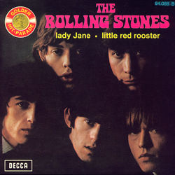 The Rolling Stones : Lady Jane - France 1972