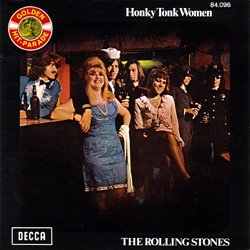 The Rolling Stones : Honky Tonk Women - France 1972