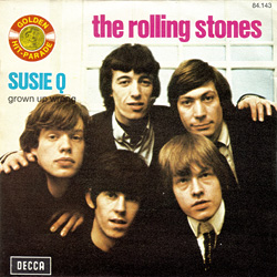 The Rolling Stones : Susie-Q - France 1973