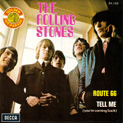 The Rolling Stones : Route 66 - France 1973
