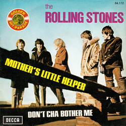 The Rolling Stones : Mother's Little Helper - France 1973