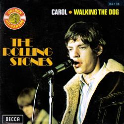 The Rolling Stones : Carol - Belgium 1972
