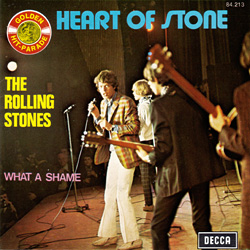 The Rolling Stones : Heart Of Stone - France 1973