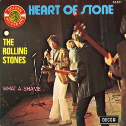 The Rolling Stones : Heart Of Stone - France 1975