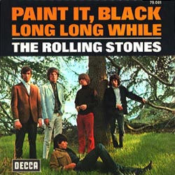 The Rolling Stones : Paint It, Black - France 1970