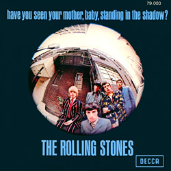 The Rolling Stones : Have You Seen Your Mother, Baby, Standing In The Shadow ? - France 1966