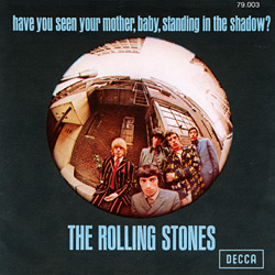 The Rolling Stones : Have You Seen Your Mother, Baby, Standing In The Shadow ? - France 1972