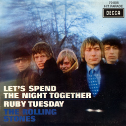 The Rolling Stones : Let's Spend The Night Together - France 1969