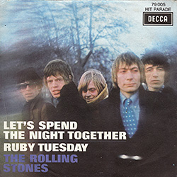 The Rolling Stones : Let's Spend The Night Together - France 1972