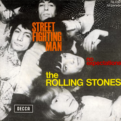The Rolling Stones : Street Fighting Man - France 1968