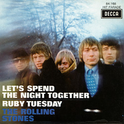 The Rolling Stones : Let's Spend The Night Together - France 1973