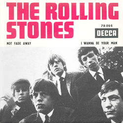 The Rolling Stones : Not Fade Away - France 1964
