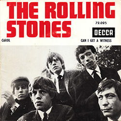 The Rolling Stones : Carol - France 1964