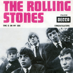 The Rolling Stones : Time Is On My Side - France 1964