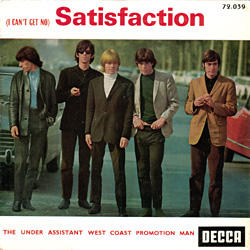 The Rolling Stones : Satisfaction - France 1965