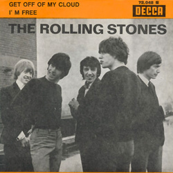 The Rolling Stones : Get Off Of My Cloud - France 1965