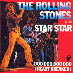 The Rolling Stones : Star Star - France 1973