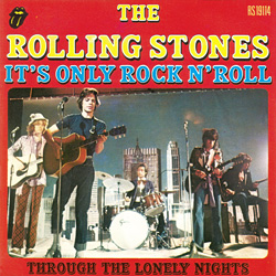 The Rolling Stones : It's Only Rock'n'Roll - France 1974