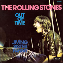 The Rolling Stones : Out Of Time - France / Belgium 1975