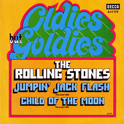 The Rolling Stones : Jumpin' Jack Flash - Germany 1976