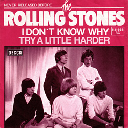 The Rolling Stones : I Don't Know Why - Germany 1975