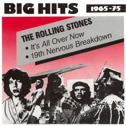 The Rolling Stones : Big Hits 1965-75 - Germany 1987
