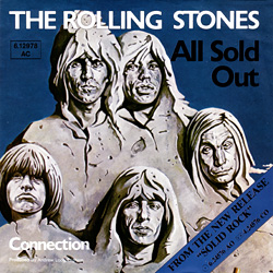 The Rolling Stones : All Sold Out - Germany 1981