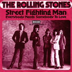 The Rolling Stones : Street Fighting Man - Germany 1971