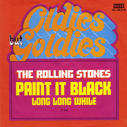 The Rolling Stones : Paint It, Black - Germany 1972