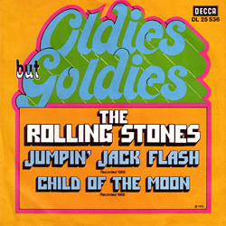 The Rolling Stones : Jumpin' Jack Flash - Germany 1972