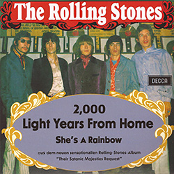 The Rolling Stones : 2000 Light Years From Home - Germany 2016