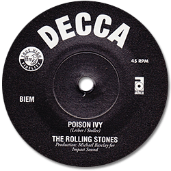 The Rolling Stones : Poison Ivy - Germany 2016