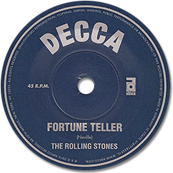 The Rolling Stones : Fortune Teller - Germany 2016