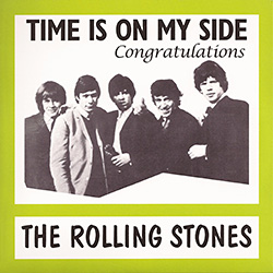 The Rolling Stones : Time Is On My Side - Germany 2016