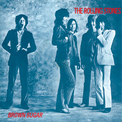 The Rolling Stones : Brown Sugar - UK 1984