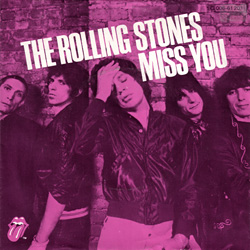 The Rolling Stones : Miss You - Germany 1978