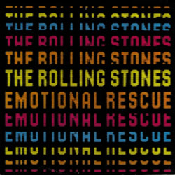 The Rolling Stones : Emotional Rescue - Sweden 1980
