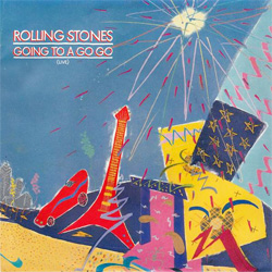 The Rolling Stones : Going To A Gogo (live) - Germany 1982