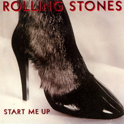 The Rolling Stones : Start Me Up - Germany 1981