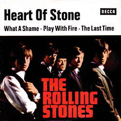 The Rolling Stones : Heart Of Stone - Germany 1965