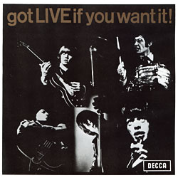 The Rolling Stones : Got Live If You Want It! - Germany 1965
