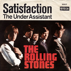 The Rolling Stones : Satisfaction - Germany 1965