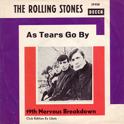 The Rolling Stones : 19th Nervous Breakdown - Germany 1966