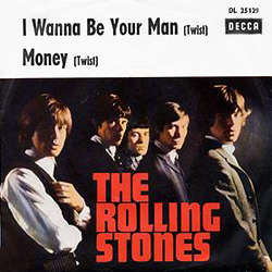 The Rolling Stones : I Wanna Be Your Man - Germany 1964